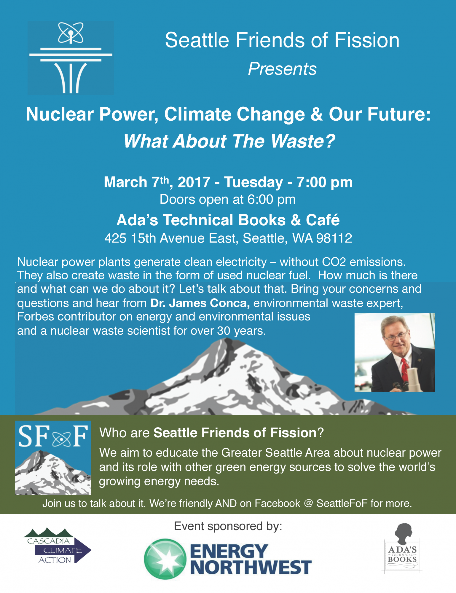 Adas featured events adas technical books nuclear power climate change and our future what about the waste fandeluxe Choice Image